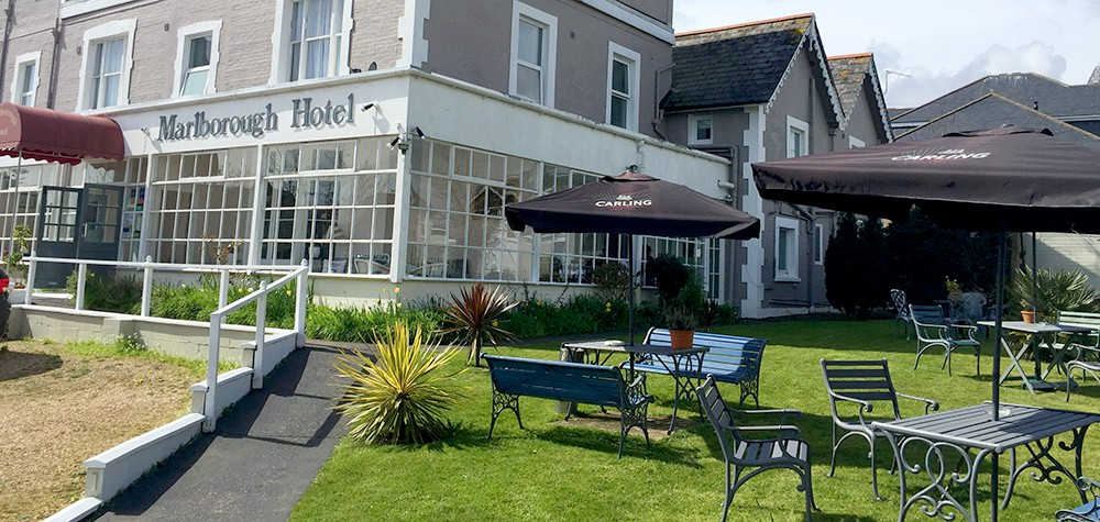 hotel in shanklin